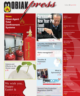 Issue 19 - April 2018